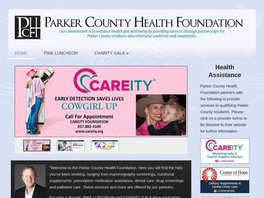 Parker County Health Foundation