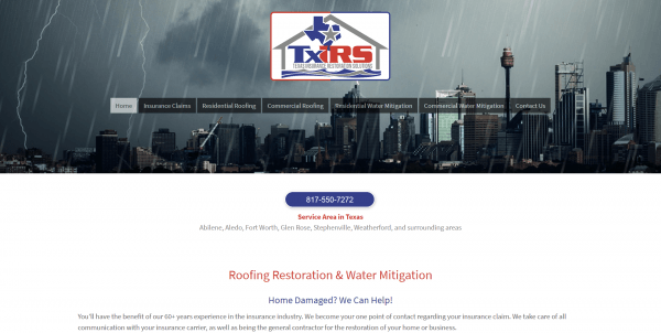 Texas Insurance Restoration Solutions
